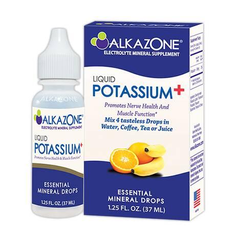 Liquid Potassium+